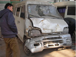 交通事故车辆安全技术鉴定